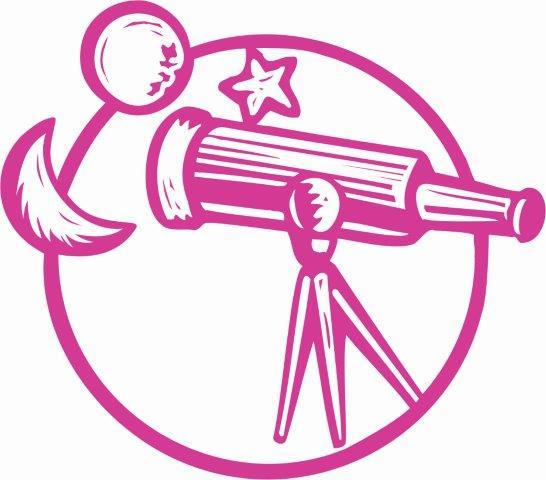 Telescope Shop Logo