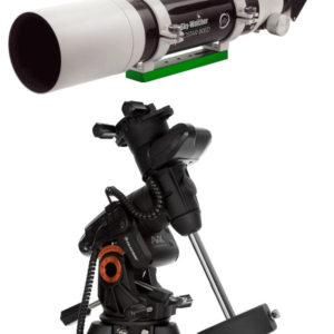 Celestron Advanced VX Mount + Skywatcher Evostar ED80 APO
