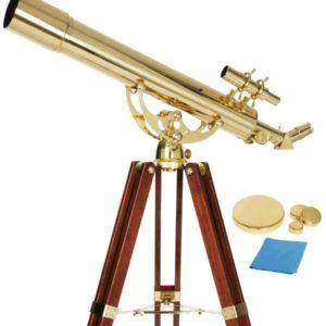 CELESTRON AMBASSADOR 80 AZ BRASS TELESCOPE